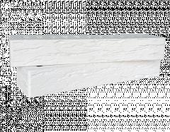 """Кирпич керамический 0.75 NF Белый (ригельный) """"Красная Гвардия"""""""