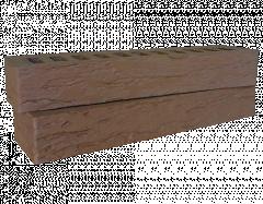"""Кирпич керамический 0.75 NF Коричневый (ригельный) """"Красная Гвардия"""""""